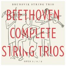 Brunsvik String Trio-Beethoven Complete String Trios
