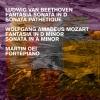 Martin Oei-Beethoven  & Mozart on fortepiano
