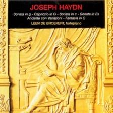 Leen de Broekert-Haydn Pianoworks