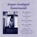 kamermuziek-Jacques Goudappel