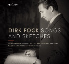 Songs and Sketches-Dirk Fock